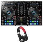 DJ Bundle with Pioneer DJ DDJ-RR and HF325