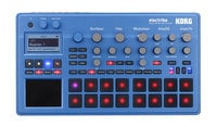 Korg Electribe - Metallic Blue, Groove Controllers and Sequencers