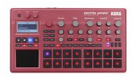 Korg Electribe Sampler - Metallic Red, Groove Controllers and Sequencers