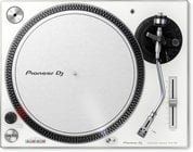Pioneer PLX-500-W High-Torque Direct DriveTurntable, White