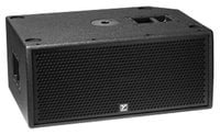 Yorkville PSA1SF Compact Subwoofer, 2800 Watts 8 Fly Points