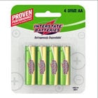 Interstate Battery DRY0030 AA Batteries - 4 Pack