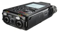 192 kHz / 24-bit Stereo Portable Recorder