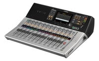 Digital Mixing Console with 25 Motorized Faders and 24 XLR-1/4