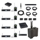 PSM 300 Series Wireless In-Ear Bundle with P3TRA215CL-G20 Systems and Accessories