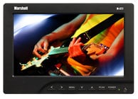 "Marshall Electronics M-CT7-AA  7"" TFT LCD HDMI LED Camera Top Monitor M-CT7-AA"