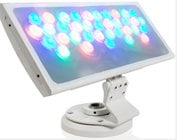 White ColorBlast 12 LED Fixture with 10° Beam Angle