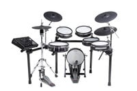 V-Pro Series V-Drum Kit with PDX-100 Dual Trigger V-Pad, BT1 Bar Trigger, MDH-12 Pad Mount