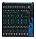 20-Channel Mixer with Built-In SPX Digital Effects and Onboard 2 In/2 Out USB Interface