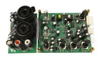 Mackie 0015849-00  Front PCB for SRM150