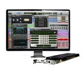 HDX Core Card with Pro Tools HD Software