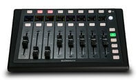 Allen & Heath IP-8 dLive Remot Controller with 8 Motorized Faders and 6 Band and 16 Soft Key