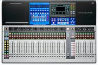 40-Input Digital Console/Recorder with Motorized Faders