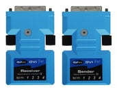 Gefen Inc EXT-DVI-FMP DVI Extender Via Fiber Optics EXT-DVI-FMP