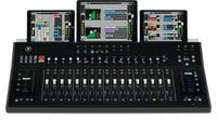 Mackie DC16 Digital Control Surface With 17 Faders, For Use With DL32R