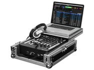 Flight Zone Low Profile Glide Style RANE 64 Mixer Case