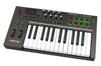 Nektar IMPACT-LX25+ Impact LX25+ 25-Key USB MIDI Controller
