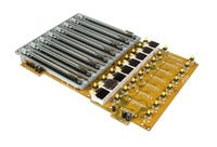 Behringer Q05-AAQ07-00105 Middle Fader PCB Assembly for X32 (Old Version)
