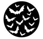 Bat Cluster Steel Gobo