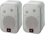 2 Way Compact Speaker in White