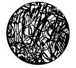 Grass Texture Steel Gobo
