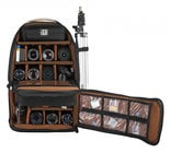 Backpack & Slinger-Style Carrying Case for DSLR and Accessories