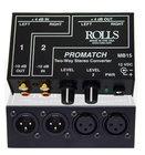 Rolls MB15 Dual Stereo Matchbox Converter