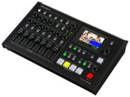 Roland System Group VR-4HD 6-Input, 4-Channel HD All In One AV Mixer with Streaming or Recording