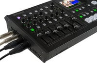 4 Input HD All In One AV Mixer with Streaming or Recording