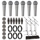 Microphone Bundle with Accessories
