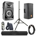 2-Way 1000W Active Loudspeaker with Accessories