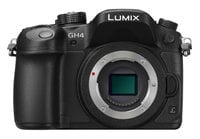 LUMIX 16.05 MP 4K DSLR Camera with DMW-YAGH A/V Interface