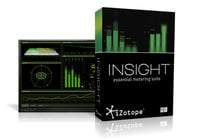 iZotope Insight Metering Suite Plug-in  (Electronic Delivery) INSIGHT