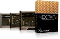 iZotope NECTAR2-PRODUCTION Nectar 2 Production Suite Vocal Production Software