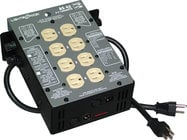 4 Channel 1200W/ch DMX512 Dimmer with Stage Pin Output