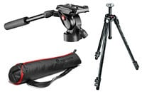 Befree Fluid Head with 290 XTRA Carbon Composite Tripod and Carry Bag