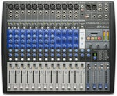 16-channel Hybrid Performance and Recording Mixer