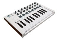 Arturia MiniLab Mk II Universal MIDI Controller with Recording and Production Software