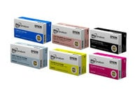 Epson PJIC-SET Ink Set,1 Cartridge Each Color