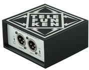 Telefunken Elektroakustik TD-2 Dual Passive DI Box