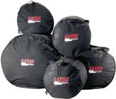 Fusion Padded Drum Bag Set: 18x22, 9x10, 10x12, 12x14, 5.5x14