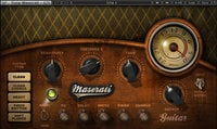 Waves TMGTISG Maserati GTi [DOWNLOAD] Guitar Plugin