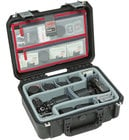 SKB Cases 3i-1510-6DL  iSeries 1510-6 Case with Think Tank Designed Photo Dividers & Lid Organizer 3i-1510-6DL
