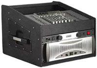 Gator GRCW-10X4 Wood Console Rack (10 RU Top, 4 RU Front)