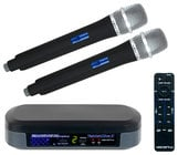 VocoPro TABLETOKE-II  Digital Karaoke Mixer with Wireless Microphones and Bluetooth Receiver