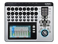 16-Channel Compact Digital Mixer with Touchscreen