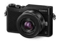 16MP 4K Mirrorless ILC Camera with 12-32mm Mega O.I.S. Lens Kit