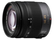 Panasonic H-FS014045 14045GVarioLens 14-45mm F3.5-5.6 ASPH. Micro Four Thirds MEGA Optical I.S.