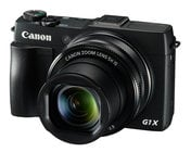 Canon PowerShot G1 X Mark II 12.8MP Advanced Compact Camera in Black POWERSHOT-G1X-MKII