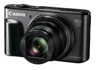 Canon PowerShot SX720 HS 20.3MP Compact Digital Camera with 40x Optical Zoom in Black